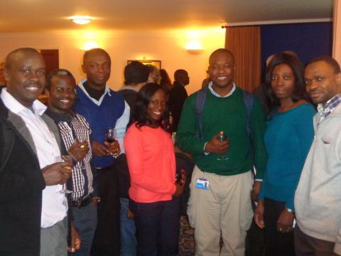 Sharath King's Africa Seminar Image 4
