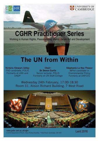 Un from within poster