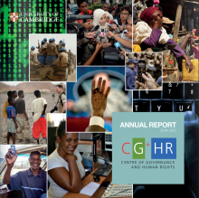 Read our Annual Report 2014-15