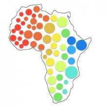 AV rainbow logo