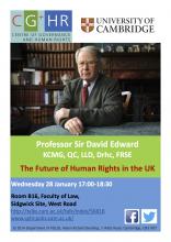 David Edward poster