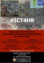 ICT4HR poster