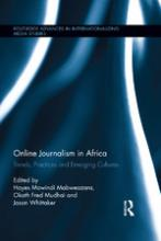 Online Journalism in Africa Cover