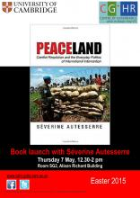 Peaceland poster