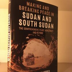Read more at: Making and Breaking Peace in Sudan and South Sudan