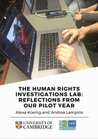 Human Rights in the Digital Age: CGHR Practitioner Paper